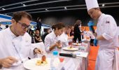 A highlight event at the annual Seafood Expo Asia is the Young Chef Challenge. (Credit: Seafood Expo Asia, Facebook)